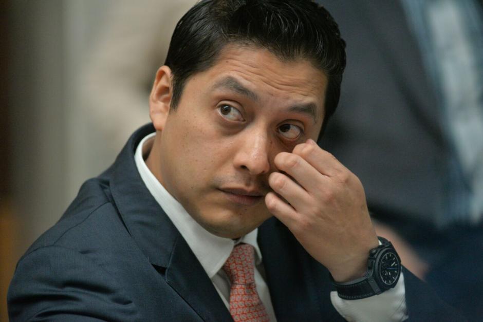 Mario Cano ya había renunciado a defender a Roxana Baldetti. (Foto: Wilder López/Soy502)