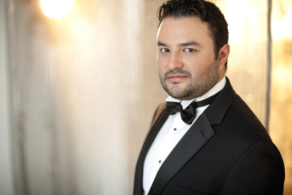 El guatemalteco Mario Chang se presenta en el Metropolitan Opera de Nueva York. (Foto: Mario Chang)