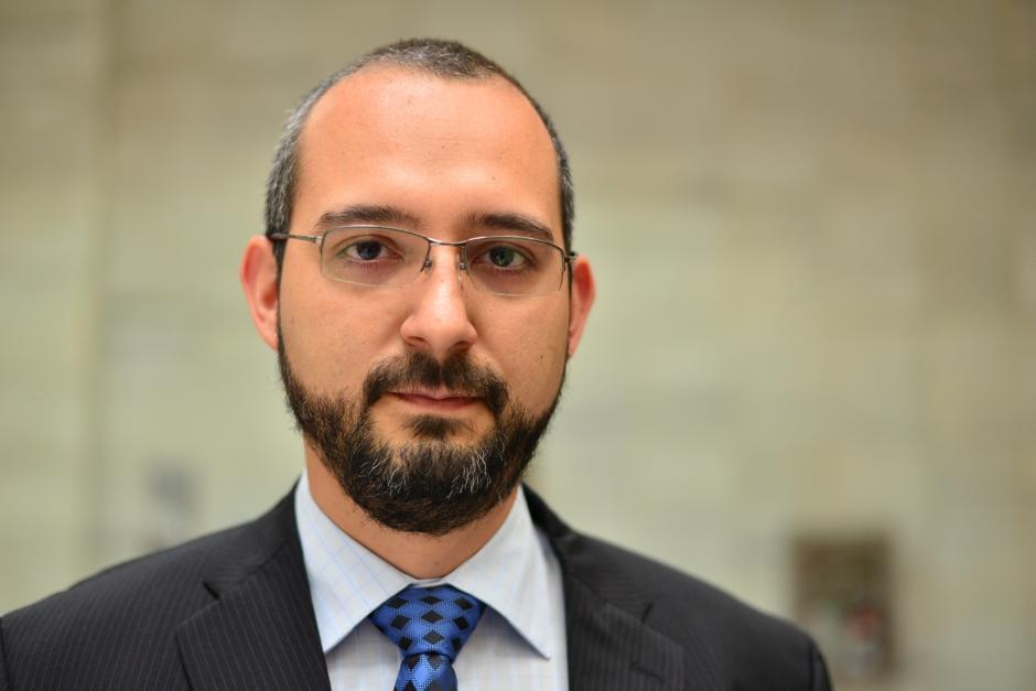 Mario Estuardo Archila Maldonado posee una amplia carrera como abogado particular. (Foto Wilder López/Soy502)