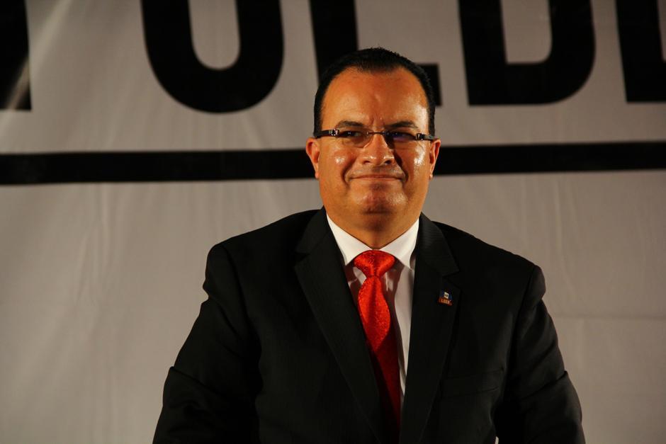 El Ministro de Agricultura, Mario Méndez, confirmó la propuesta. (Foto: Archivo/Soy502)