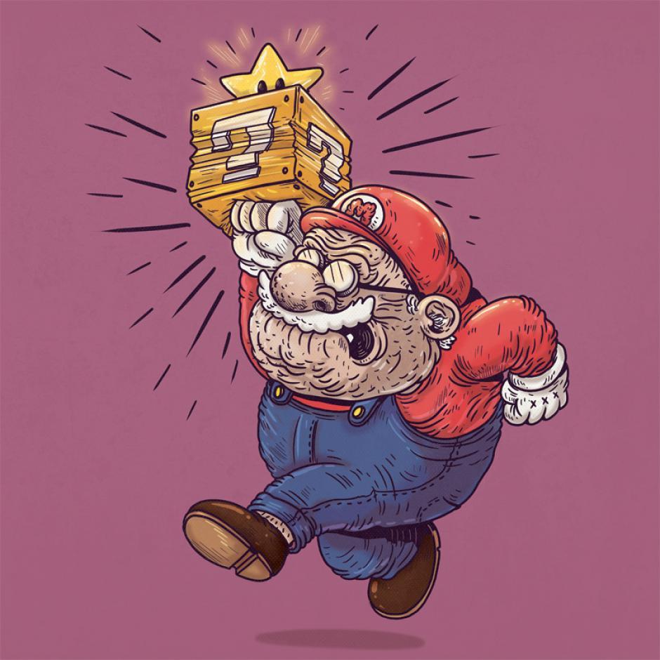 Mario todavía tiene lo que se necesita para vencer a sus enemigos y rescatar a la princesa. (Foto: Alex Solis)