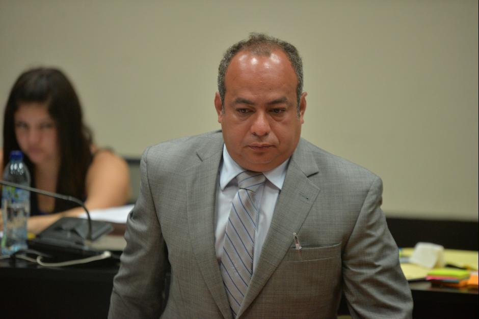Mario Ruano San José guardará prisión en Pavoncito. (Foto: Archivo/Soy502)
