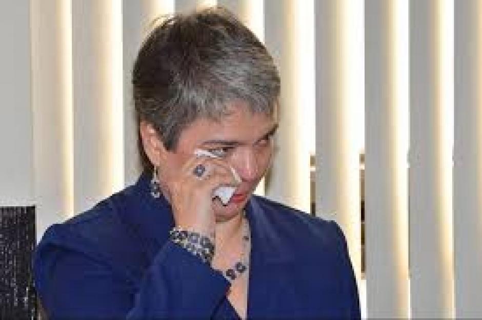 El Tribunal de Sentencia absolvió a María del Rosario Melgar. (Foto: Jesús Alfonso/Soy502)