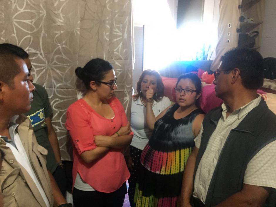 En el sector 1B hay 16 mujeres vinculadas a casos de corrupción y narcotráfico. (Foto: cortesía José Castro)