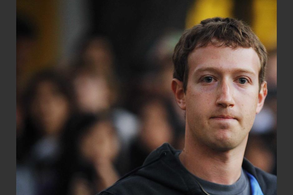 Mark Zuckerberg es el fundador y desarrollador de Facebook