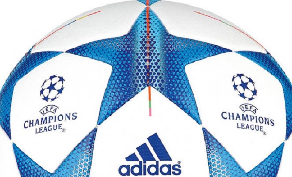 El balón oficial de la Champions 2015-2016 será Adidas