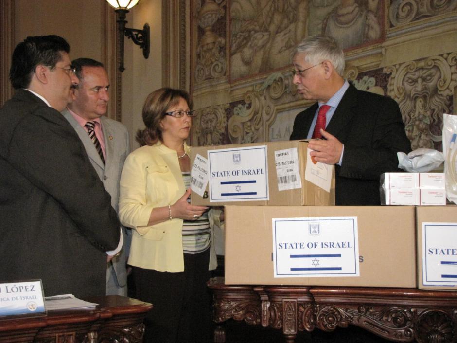 Marla Castañeda fue Secretaria de Obras Sociales de la Esposa del Presidente (SOSEP) en el Gobierno de la UNE. (Foto: cgnnoticias)