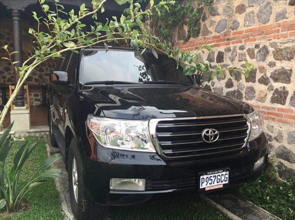 Varios vehículos de lujo también fueron incautados. (Foto: Archivo)