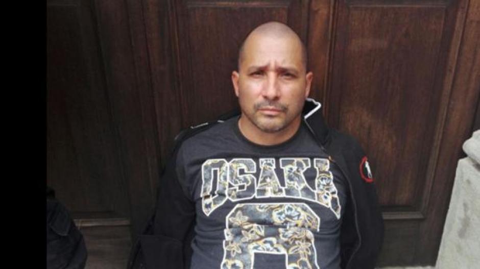 La captura tuvo lugar en un hotel de la Antigua Guatemala. (Foto: Archivo)