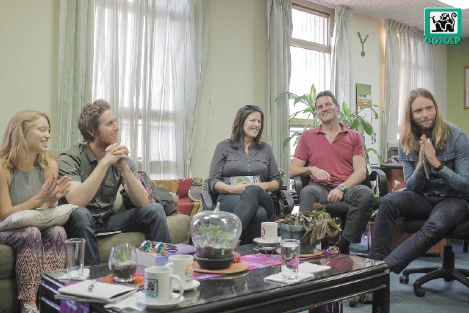 """Importantes bandas internacionales se unen a """"Reverb"""" en la lucha para defender el medio ambiente. (Foto: CONAP)"""