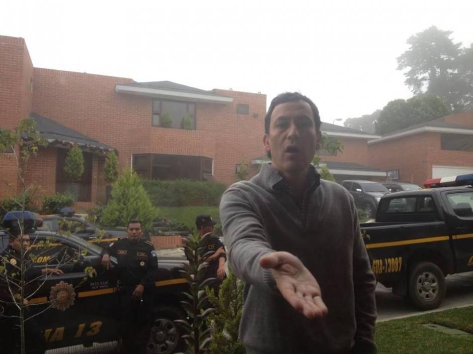 Allan Marroquín prometió regresar a Guatemala para aclarar su situación legal. (Foto: Facebook/Allan Marroquín)