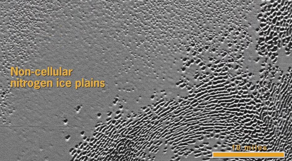 La NASA ha presentado las imágenes más definidas de Plutón tomadas hasta la fecha. (Captura de pantalla: NASA.gov Video/YouTube)