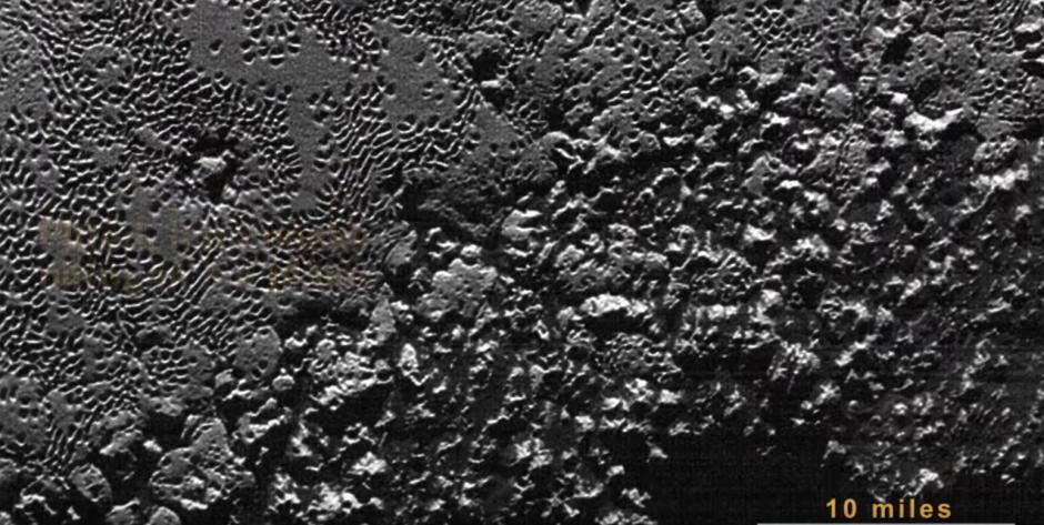 La NASA difunde las imágenes más definidas de Plutón. (Captura de pantalla: NASA.gov Video/YouTube)