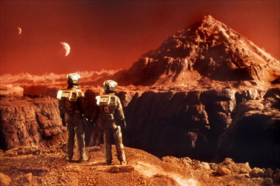 Existe un proyecto para llevar humanos a Marte en el año 2025. Estos colonizadores interplanetarios no podrán volver a la Tierra (Foto: eluniverso.org.es).