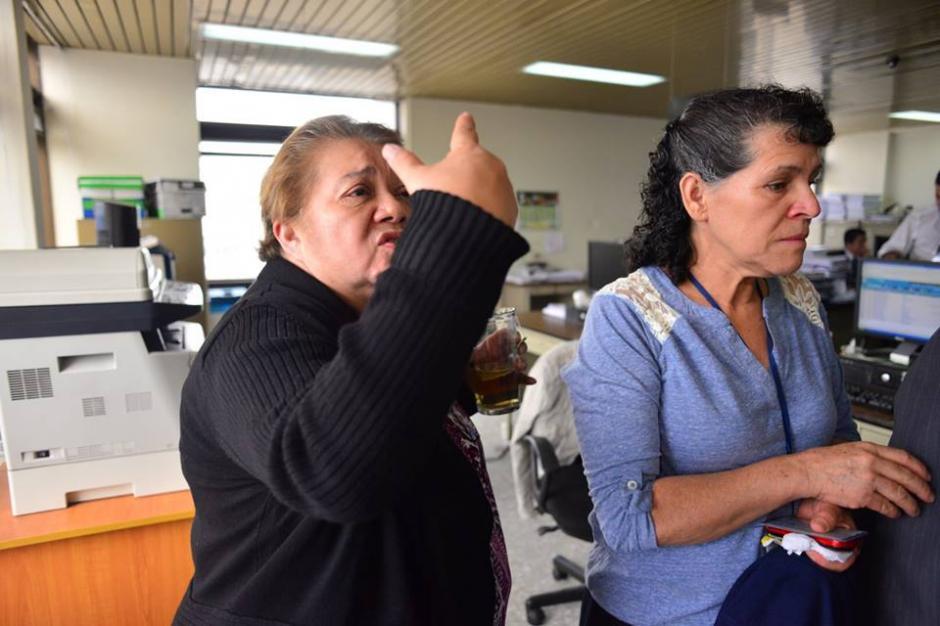 La jueza Martha Josefina Sierra González de Stalling es acusada de los delitos de cohecho pasivo y prevaricato. (Foto: Jesús Alfonso/Soy502)