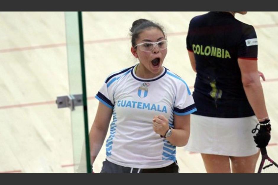 Ana Gabriela Martínez heptacampeona mundial