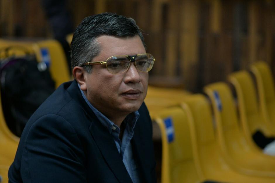 En el día 17, Martínez llevó nuevas gafas. (Foto: Wilder López/Soy502)