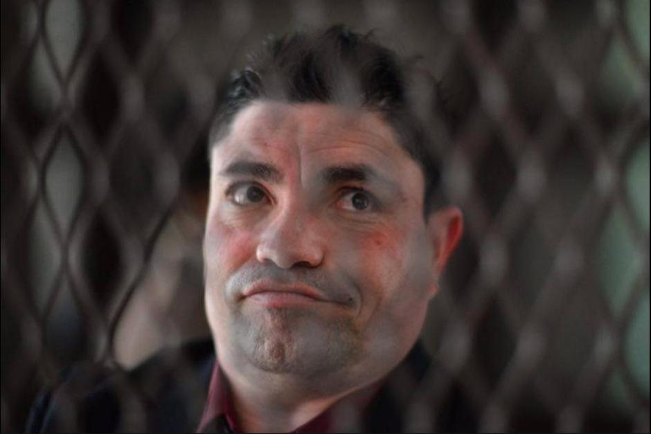 """Marvin Montiel Marín alias """"El Taquero"""" estaría vinculado a la muerte de Byron Lima. (Foto: Archivo/Soy502)"""