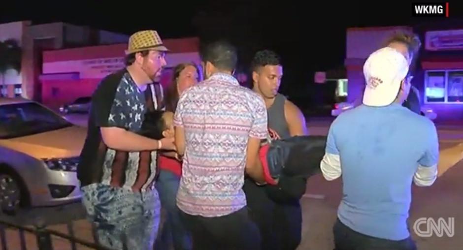 49 personas murieron y 68 más resultaron heridas dentro de la discoteca. (Foto: CNN)