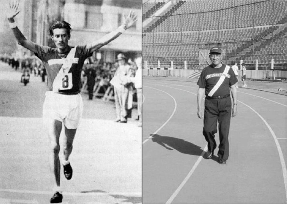 El nombre verdadero del ganador de la maratón de Boston en 1952 es Doroteo Guamuch Flores. (Foto: @guatemala_dgac/Twitter)