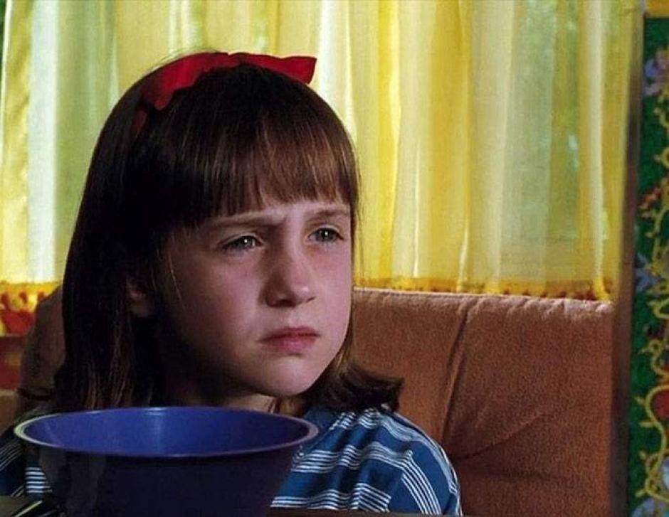 Matilda es una de las películas clásicas de los noventa. (Foto: 20minutos.es)