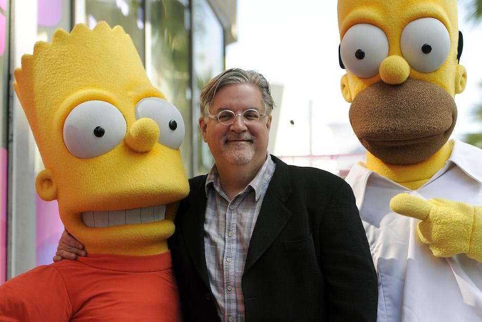 """Groening mencionó que  """"Todo lo que predecimos se hace realidad"""". (Foto: nationalreport.net)"""