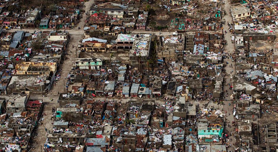 Haití fue el país más castigado por el paso del huracán. (Foto: lanacion.com.ar)