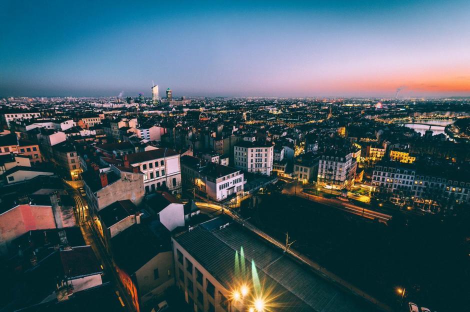 El fotógrafo se había inspirado en un grupo de exploradores urbanos de Nueva York. (Foto: infobae.com)