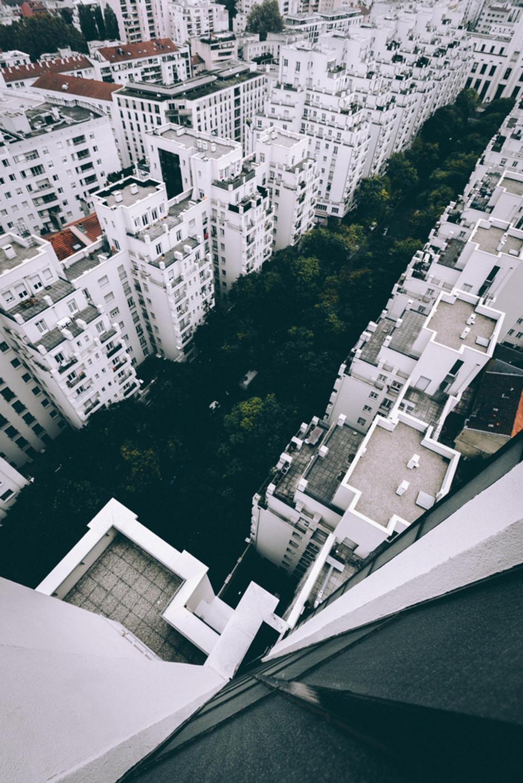 Los edificios altos eran sus favoritos. (Foto: infobae.com)