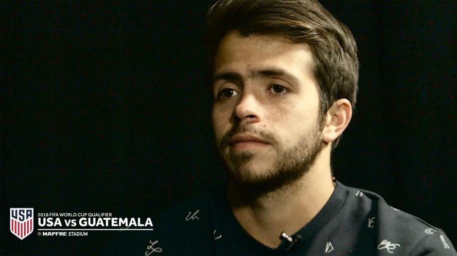 Rodrigo Saravia ha jugado poco con el Columbus Crew. (Foto: MLS)