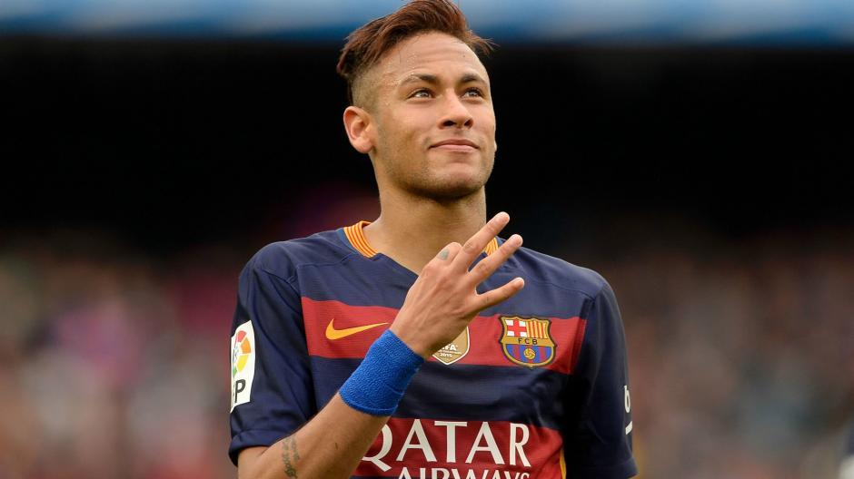 """""""Ney"""" cobra 30 millones de euros al año en el Barcelona.  (Foto: Twiter)"""