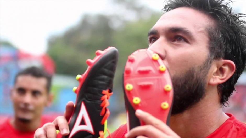 Carlos Kamiani Félix es muy querido por la afición roja. (FotoÇ: Archivo)