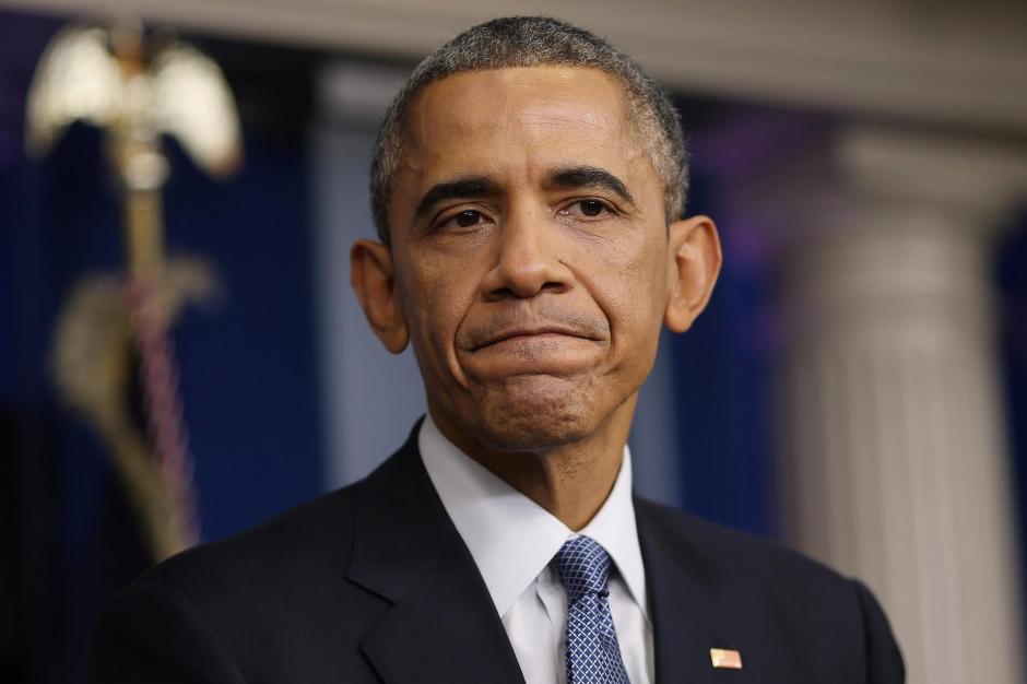 El Presidente de EEUU cumple su último año de gestión. (Foto: Telegraph)
