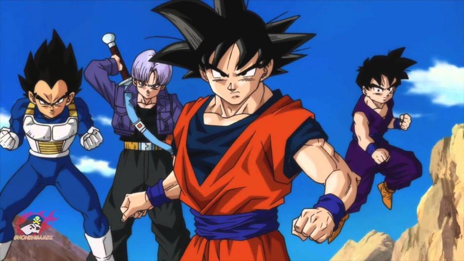 Dragon Ball nueva canción foto