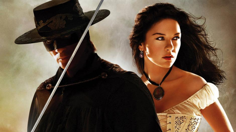 La versión original de la película de El Zorro hizo 142.4 millones de USD (Foto: onionstatic.com)