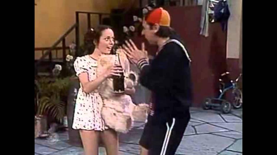 Kiko también estaba enamorado de Patty en El Chavo del 8. (Foto: Televisa)
