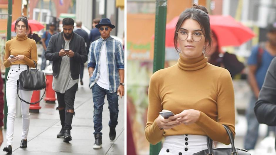 Según los críticos, Kendall Jenner trata de tener el mismo estilo que Cara Delevingne. (Foto: Metyfan)