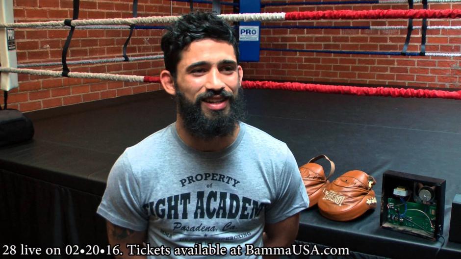 Wassmer enfrentará a Benji Gómez el 11 de agosto en Los Ángeles. (Imagen: captura de YouTube)