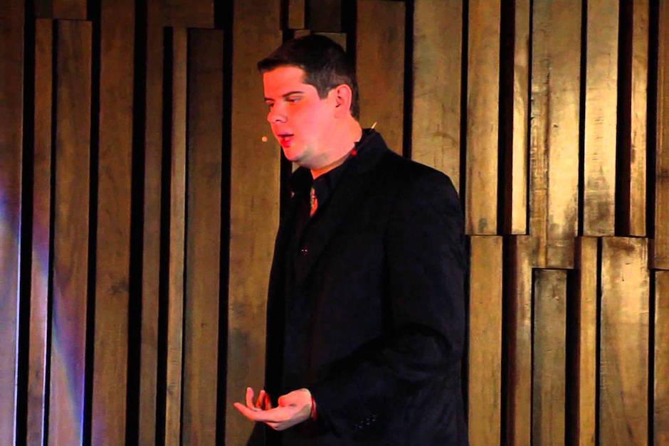 Daniel Acosta tiene seis empresas. (Foto: TedTalks)