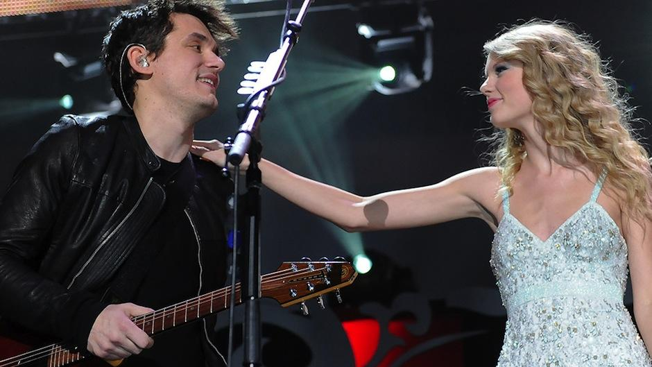 John Mayer habla mal de Taylor Swift en Twitter. (Foto: kiss 1065 Sydney)
