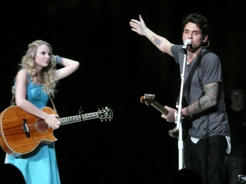 Mayer y Swift tuvieron una relación en 2010. (Foto: Celebrity Gossip)