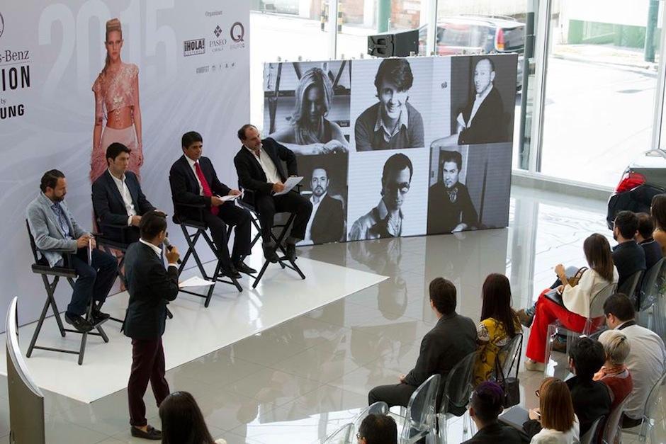 Así anunciaron este gran evento de moda en el país. (Foto: MBF Guatemala oficial)
