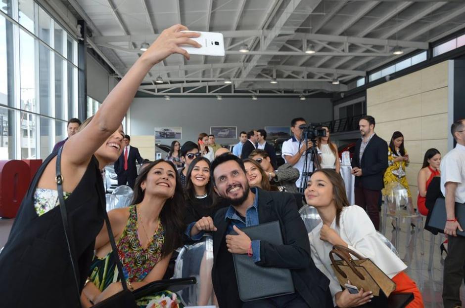 Los nervios y emoción invaden a los involucrados en este proyecto. (Foto: MBF Guatemala oficial)
