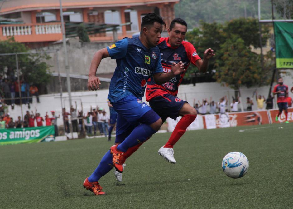Los Rojos se quedaron a cinco puntos del líder Suchitepéquez. Foto: Prensa Municipal)