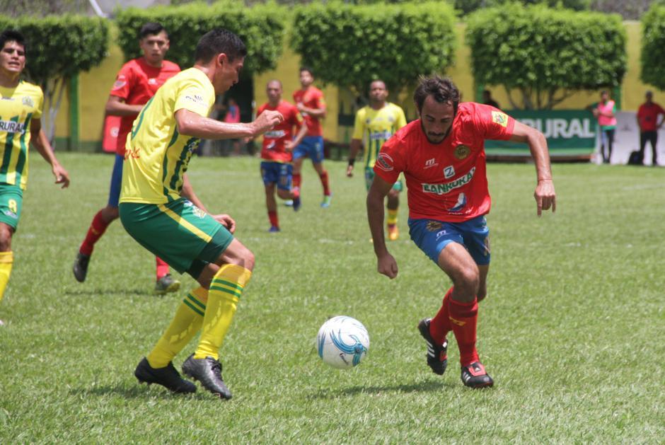 Municipal empató en casa de Guastatoya 1 a 1. (Foto: Nuestro Diario)
