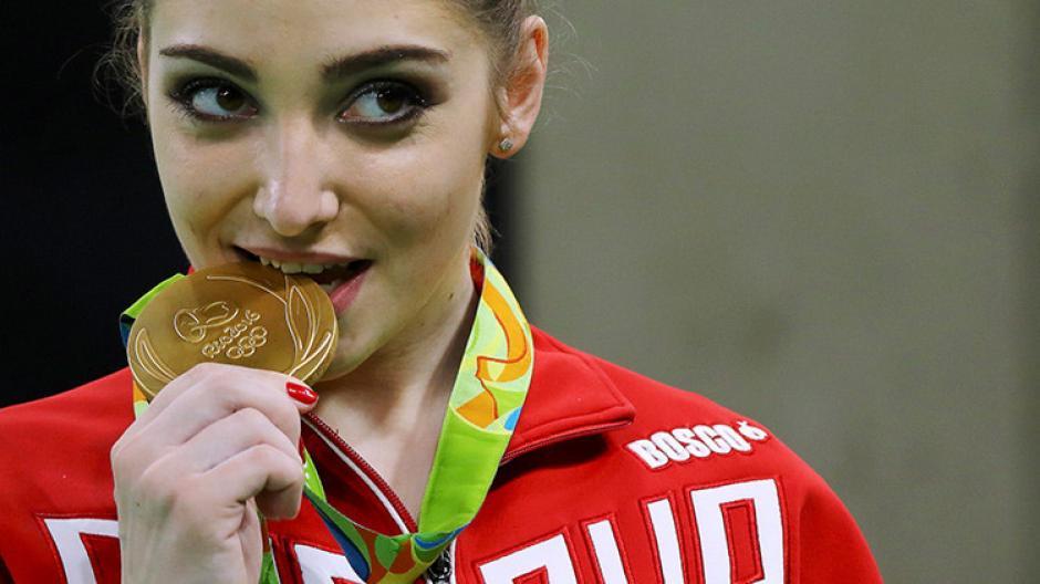 """Las medallas de """"oro"""" tienen un valor aproximado de 564 dolares. (Foto: actualidad.rt.com)"""