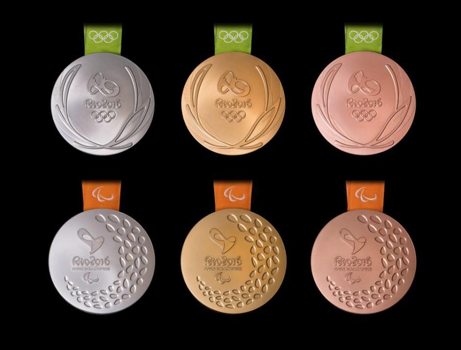 Para algunos atletas, ganar una medalla representa también ganar un premio en efectivo. (Foto: lanoticia.hn)