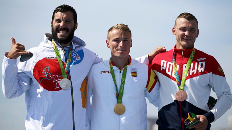 Según el estudio, una medalla de bronce da más satisfacción que una de plata. (Foto: rt.com)