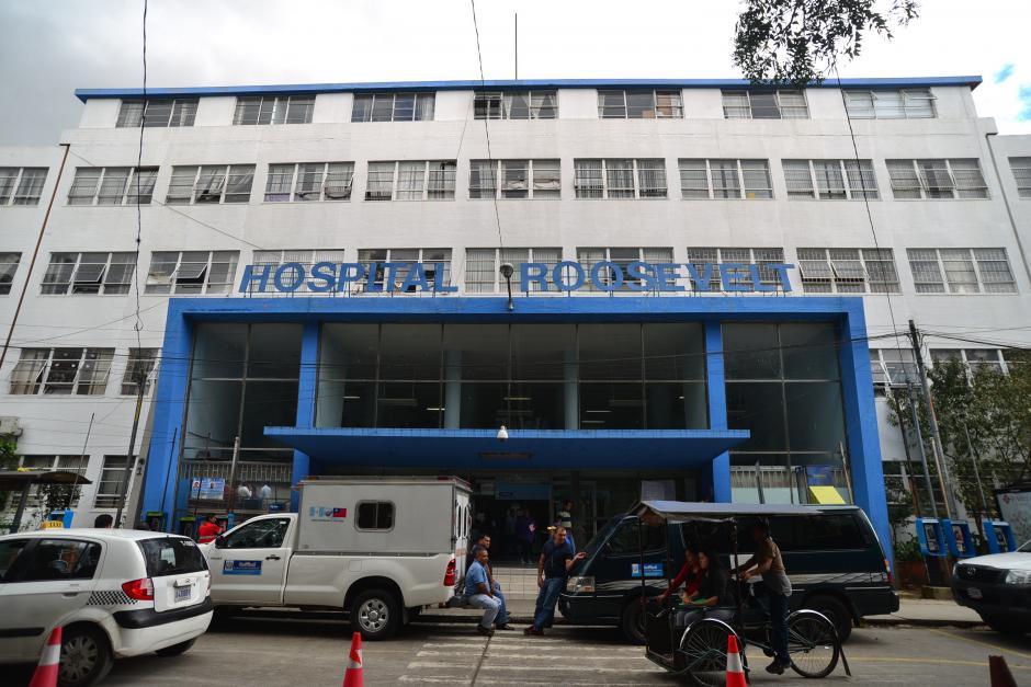 Cuatro de los cinco miembros de la familia aún se encuentran en cuidados en el hospital. (Foto: Wilder López/Soy502)