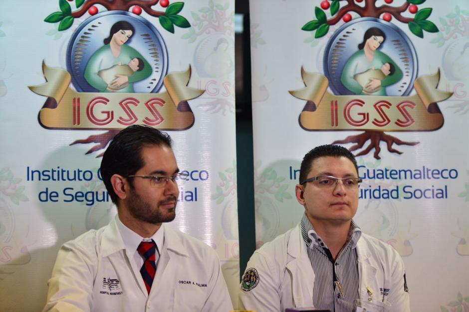 Según los médicos, el monitor tuvo entre 25 y 30 heridas de arma blanca. (Foto: Jesús Alfonso/Soy502)